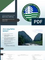 NIPAS Presentation
