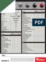 Greatwall Especificaciones Tecnicas C30 Plus