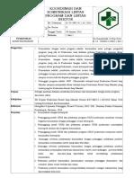 (4.1.1.6) SPO Koordinasi Lintas Program Dan Lintas Sektor