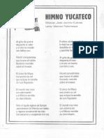 Himno Yucateco