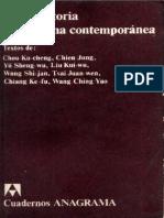 Chou & Yü & Wang & Chiang. Breve Historia de la China Contemporánea.pdf