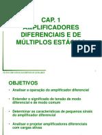 Amplificadoes Diferenciais.ppt