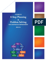 3 Guide to 8 Step Problem Solving