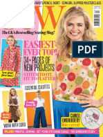 Sew Magazine - January 2017