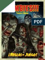 Reglas Zombies 3º Edicion