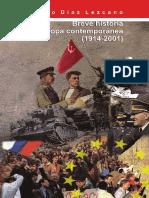 Breve Historia de Europa Contem - Diaz Lezcano, Evelio1