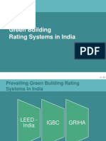 UNIT IV Green Building Rating System in India