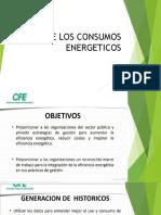 Analisis de Los Consumos Energeticos