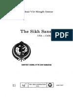The Sikh Sansar USA-Canada Vol. 1 No. 2 June 1972 (Bhai Vir Singh Issue)