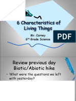 Characteristics of Living Things.ppt