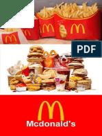Recetas McDonalds