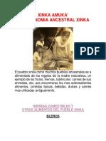 Gastronomía Xinka