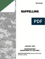 Rappelling Tc21 24