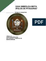 Discipulos de Pitagoras