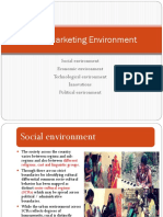 2.Rural Mktg Environment