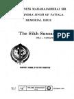 The Sikh Sansar USA-Canada Vol. 3 No. 4 December 1974 (Maharajadhiraj Sir Yadavindra Singh of Patiala Memorial Issue)