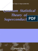 Fujita S., Godoy S. Quantum Statistical Theory of Superconductivity (Kluwer, s