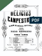 Damas Delicias Campestres