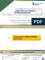 20180205_Paparan Bappenas_Ranacangan RKP 2019 Bidang Ketenagakerjaan Edited