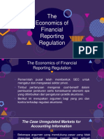 Chapter 4 The Economic of Financial Reporting Regulation