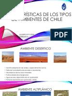 Ambientes de Chile