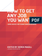 How to Get Any Job You Want