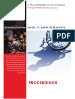 Final Proceedings Rehab Move 2014