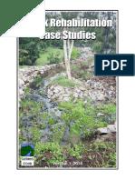 Creek Rehabilitation Case Studies