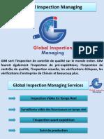 Inspection Contrôle Qualité Chez Global Inspection Managing