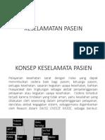 Keselamatan Pasien, Bekasi, 4 Agt 2017