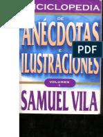 Enciclopedia de Anectodas e Ilustraciones Samuel Vila