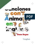 Mw Canciones Con Animales