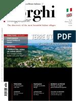 189f93627a61 Borghi Magazine Ottobre 2017