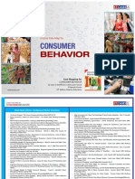 Consumer Behavior Course Case Map