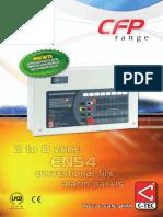 CFP LPCB Standard Fire Panel 1