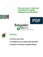 Ecodial How to Quickly Design and Optimize Your Lv Electrical Installation Initiative 2007