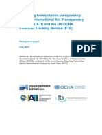 Improving Transparency With the IATI