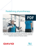Redefining Physiotherapy