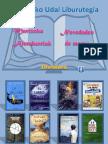 martxoko literatura