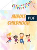 Middle Childhood Handout