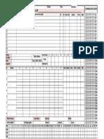 Score Book Pepsi