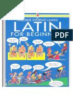 LATIN FOR BEGINNERS.pdf