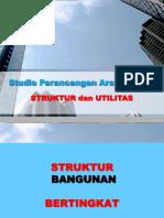 Struktur Utilitas Bangunan Bertingkat