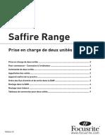 Saffire Range - Dual Unit Support (Fr)