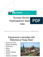 Visakhapatnam Steel Plant - Success Story - Sep 2010
