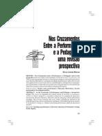 PINEAU, Elyse Lamm. Nos cruzamentos entre a Performance e a Pedagogia - uma revisão prospectiva.pdf