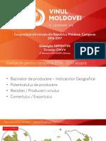 Prezentare _Conjunctura Vitivinicola Din RM