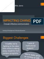 11-Impacting Change Through Effective Communication March2016