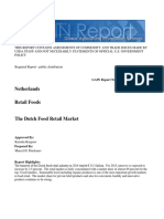 USDA_The Dutch Food Retail Market