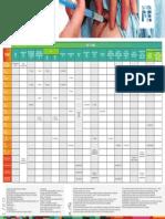 Calendario de Vacunación 2018